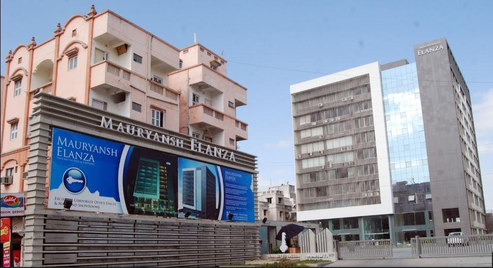 1115 Sq Ft Furnished Office For Rent In Mauryansh Elanza Shyamal Satellite