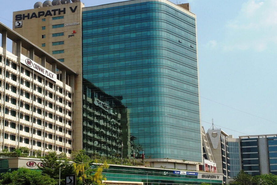 1215 Sq Ft Furnished Office For Rent In Shapath 5 SG Highway