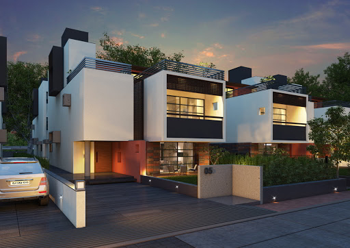 Bunglow For Sale in Vernis Sky City Shela, Ahmedabad.