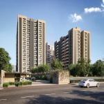 4bhk Luxurious Apartment for Sale in Swati Crimson, Shilaj, Ahmedabad.