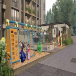 3 & 4 BHK Flat For Sale In Skydeck Spectra Bopal Ahmedabad.