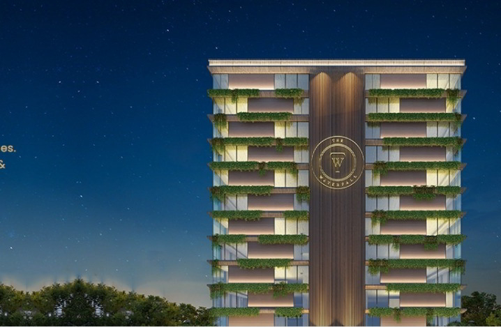 4 & 5 BHK Duplex Apartment For Sale In The Waterfall Ambli Road Ahmedabad.