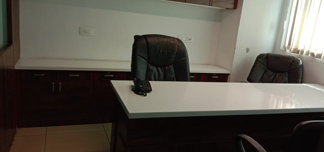 1010 Sq.Ft Furnished Office For Sale in Shapath 5, SG highway Ahmedabad.