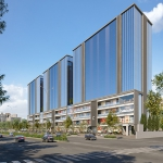 Offices & Showrooms For Sale In Swati Trinity, Sp Ring Road, Ahmedabad.