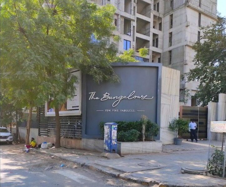 4, 5 & 6 BHK Flats For Sale in The Bunglows Iscon Cross Road, Satellite, Ahmedabad.