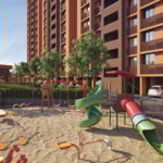 2 BHK & 3 BHK Flats For Sale In Gala Marigold, South Bopal, Ahmedabad.