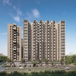 2 BHK Flat For Sale In Orchid Blues, Shela, Ahmedabad.