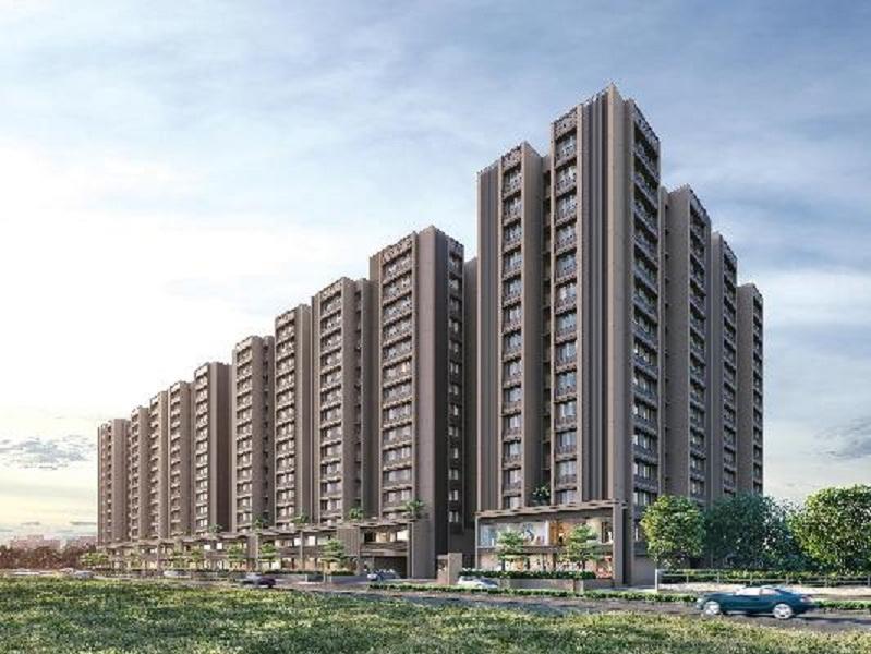 3 BHK Apartment For Sale In Shivalik Sharda Parkview 2, Shela, Ahmedabad.