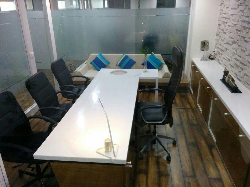 Furnished Office For Rent in Abhishree Avenue Nehrunagar