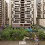 3BHK & 4BHK Flats For Sale In Olive Greens, Gota, Ahmedabad.